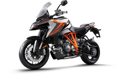 245721_1290 SuperDuke GT MY19 Black Front-Left