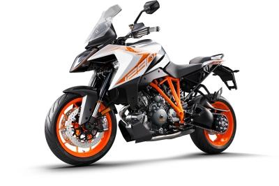 245730_1290 SuperDuke GT MY19 Orange Front-Left