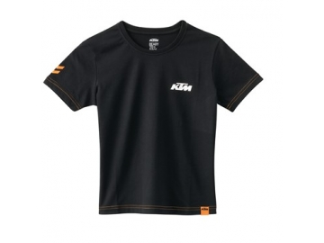 KIDS RACING TEE ORANGE
