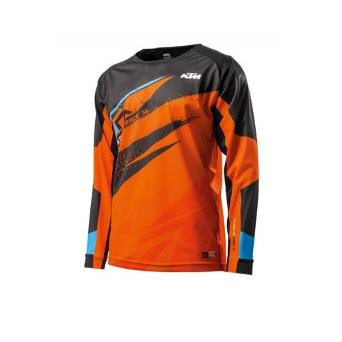 GRAVITY FX SHIRT ORANGE