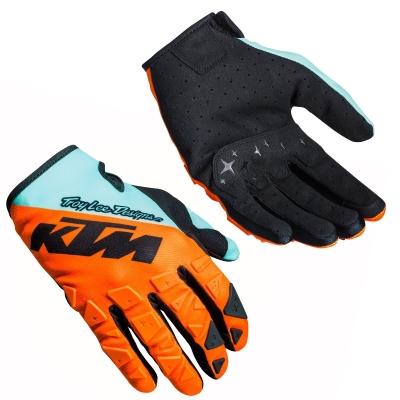 se slash gloves orange