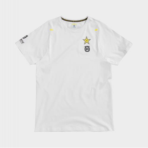FACTORY TEAM TEE WHITE