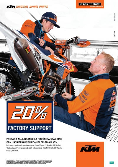 KTM Sales Promo OSP MY19 [A4 IT]