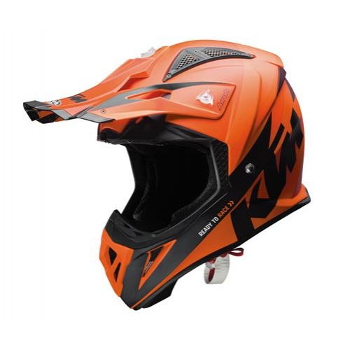 AVIATOR 2.3 HELMET ORANGE