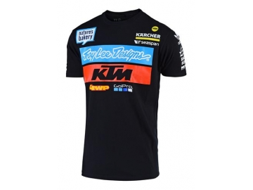 TLD TEAM TEE BLACK