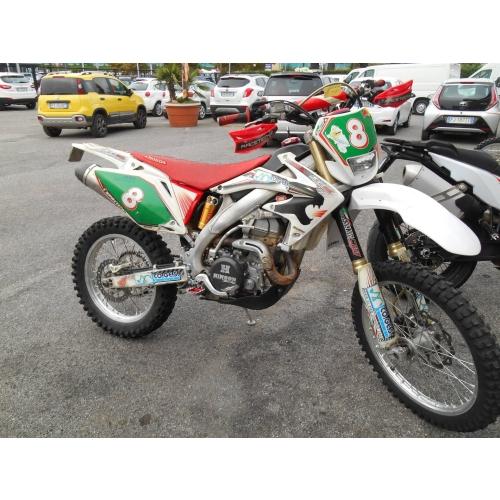 CRF 450 X ENDURO 2012