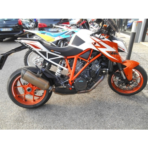 KTM 1290 SUPER DUKE R SE ABS 2016