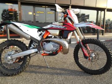 KTM EXC 300 SIX DAYS 2020