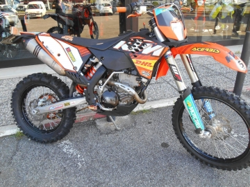 KTM 250 EXC F (2010)