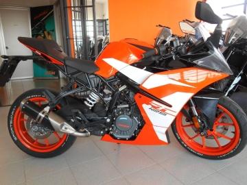 RC 125 KTM