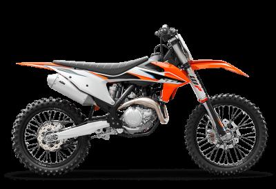 450 SX-F 2021