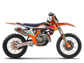 450 SX-F FACTORY EDITION