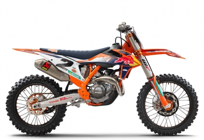 450 SX-F- FACOTRY EDITION
